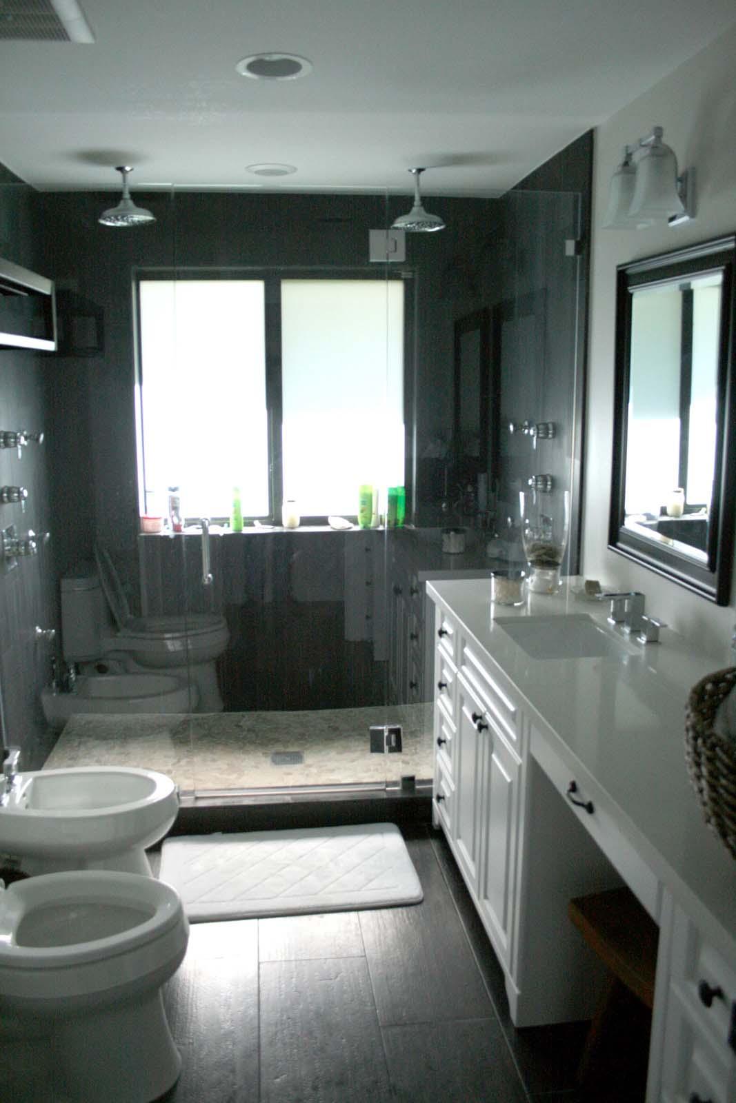New Master Bathroom  Miami General Contractor