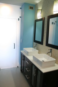Modern Bathroom Remodel  Miami General Contractor