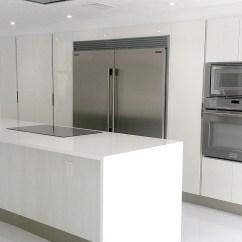 Miami Kitchen Cabinets Countertops Materials Italian Design In White  General Contractor