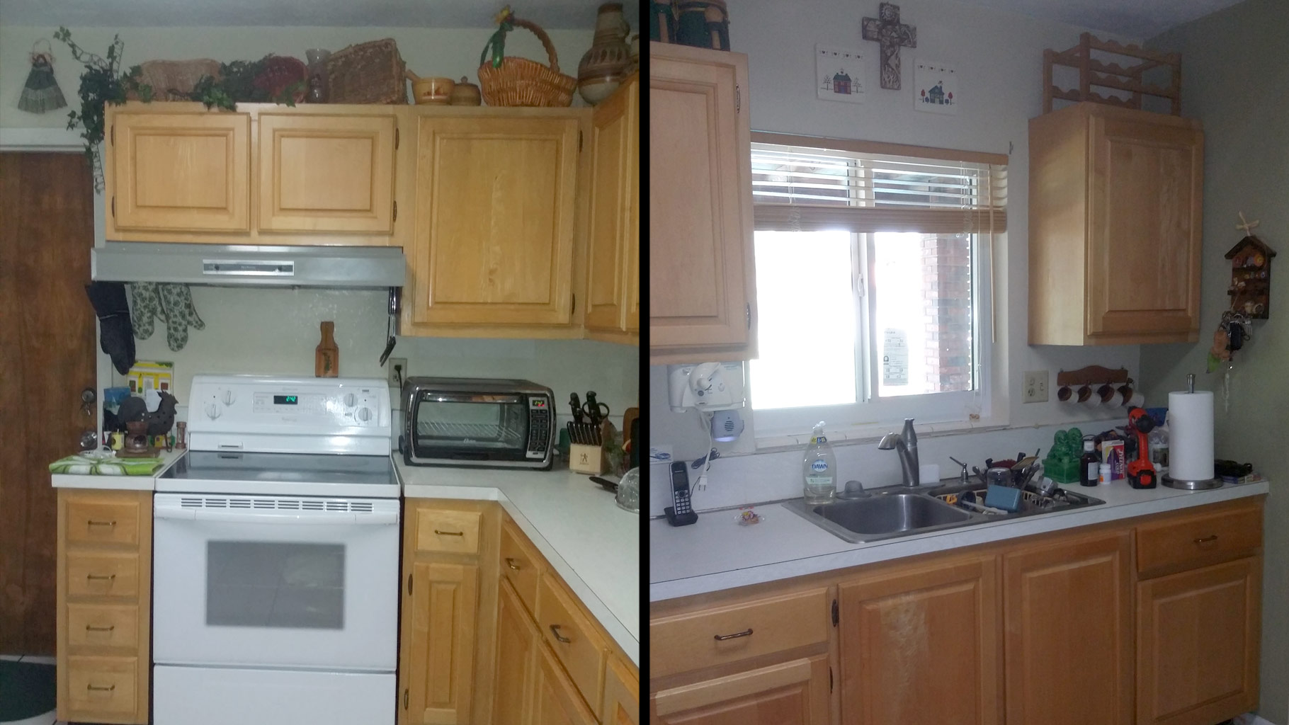 Open Kitchen Design Before  After Photos  Miami General