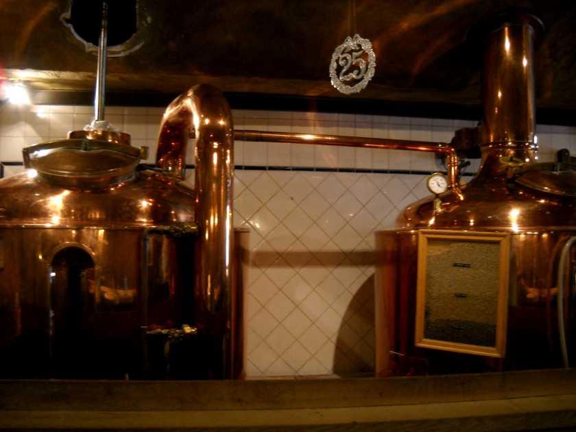 Die Kieler Brauerei in Kiel