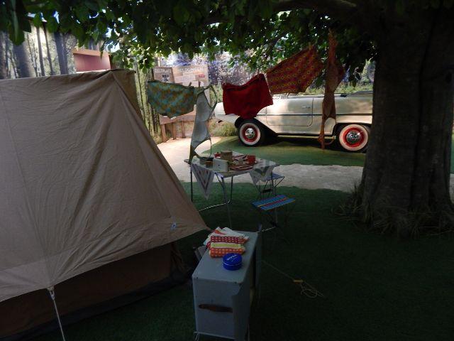 Campingurlaub 60er-Jahre PS-Speicher