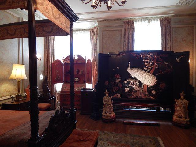 Gästezimmer im Casa Loma