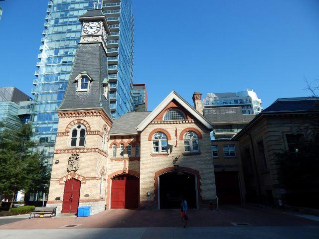 Feuerwehr Toronto Yorkville