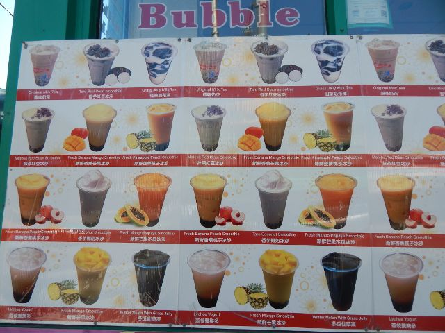 Bubble Tea in Chinatown essen in Toronto