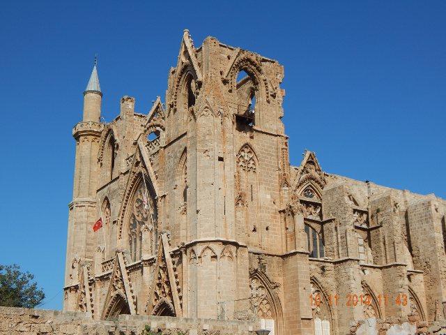 Famagusta Lala-Mustafa-Pascha-Moschee
