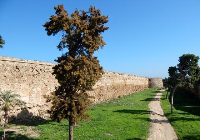 Famagusta Stadmauer