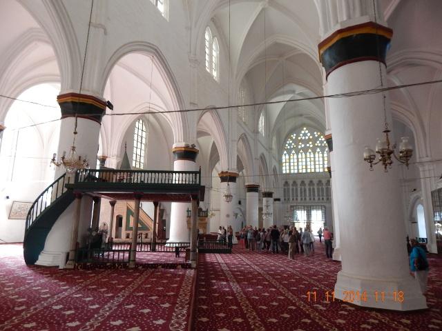 Nikosia Moschee