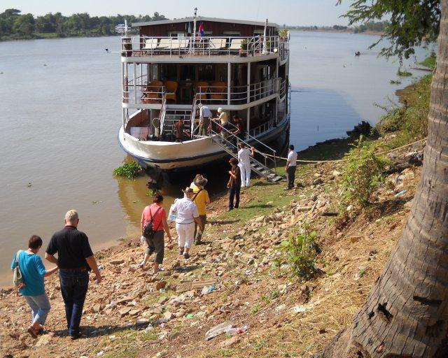 Lan Diep Phoenix Reisen, Mekong
