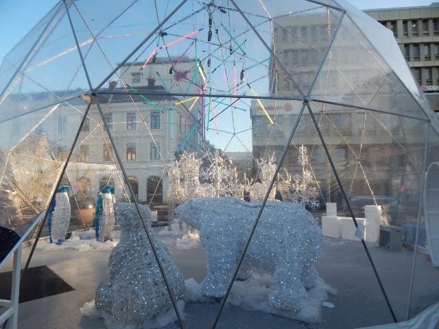 Malmö Weihnachtsausstellung