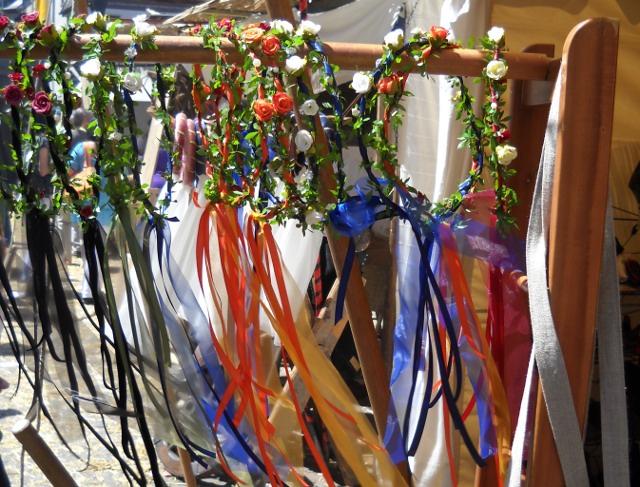 Jungfernkränze Mittelaltermarkt
