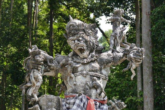 Dämon Ubud Bali