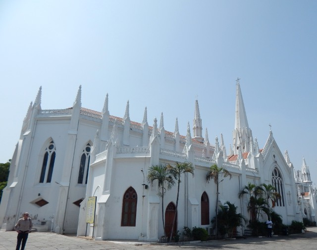 St. Thomas Church Chennai