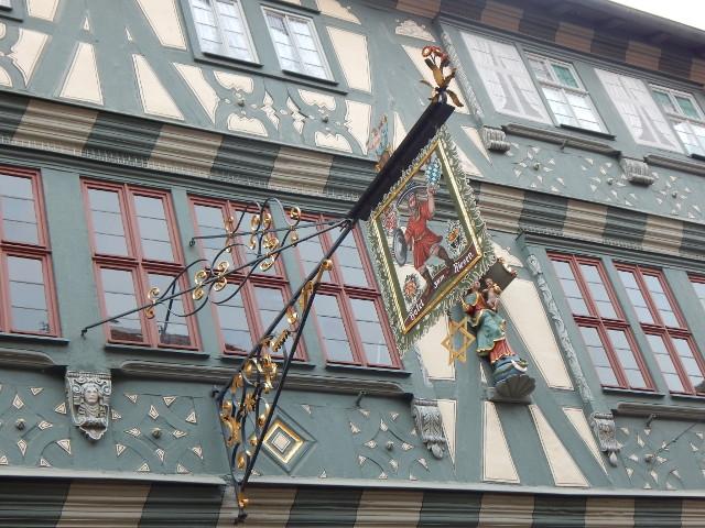Fachwerk Hotel zum Riesen Miltenberg