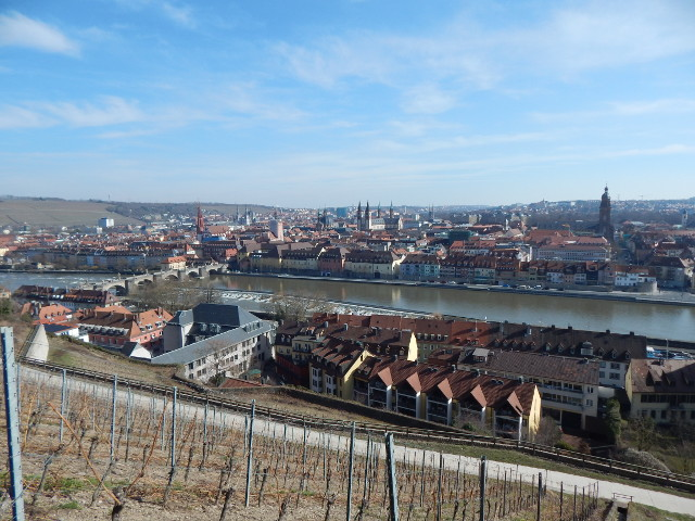 Weinwanderweg Würzburg