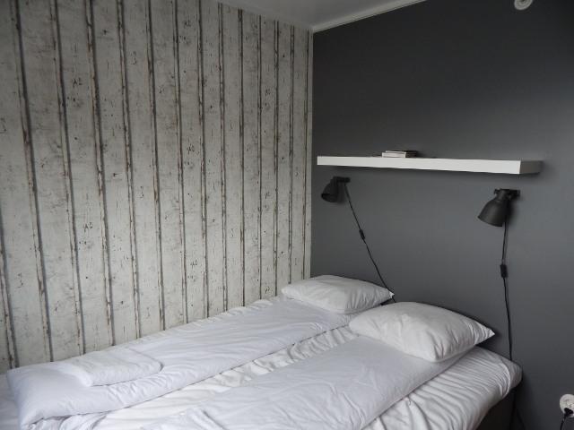 Doppelkabine im Hotelschiff