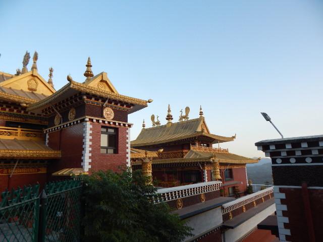Das Kloster des Namo Buddha in Nepal