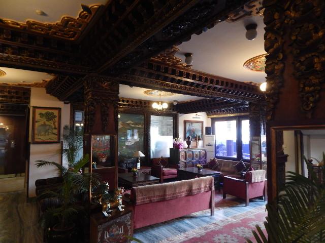Hotel Tibet in Kathmandu