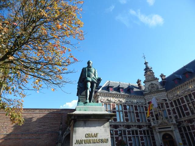 Die Universität von Utrecht