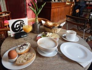 "Frühstück im ""Das Café"" in Krefeld"
