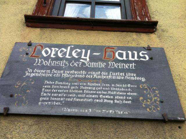 Loreley Haus St. Goar