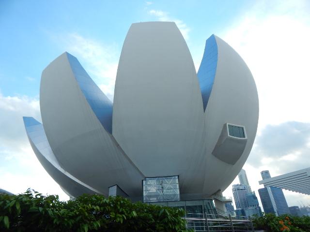 Art Science Museum Singapur Sehenswürdigkeiten