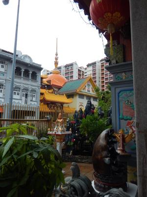 Buddhistische Tempel in Little India Singapur