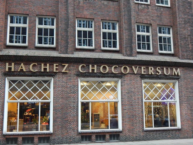 Schokolademuseum, Schoklade selber machen in Hamburg.