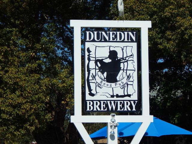 Die Dunedin Brewery in Florida.