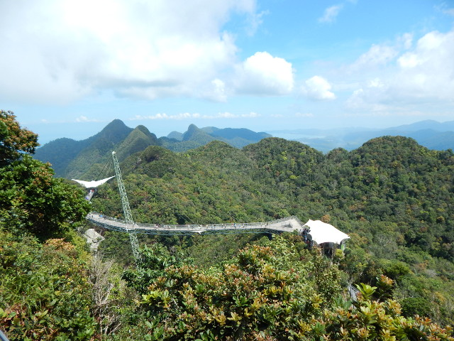 Die Sky Bridge