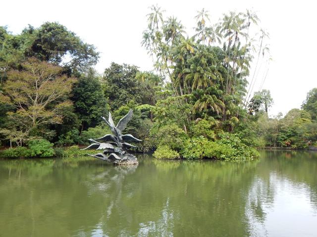 Schwanensee oder Swan Lake.