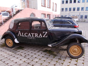 Oldtimer des Alcatraz Kaiserslautern