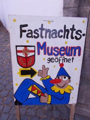 Fastnachtsmuseum Lahnstein