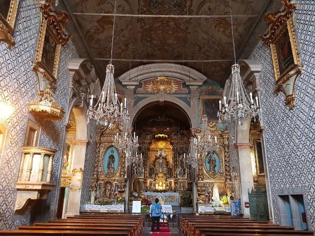 Madeira, die Igreja de Sao Pedro Funchal