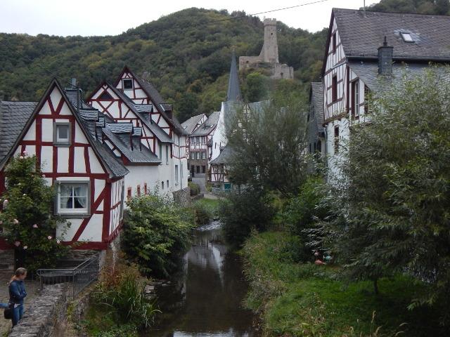 Die Fachwerkhäuser von Monreal Eifel
