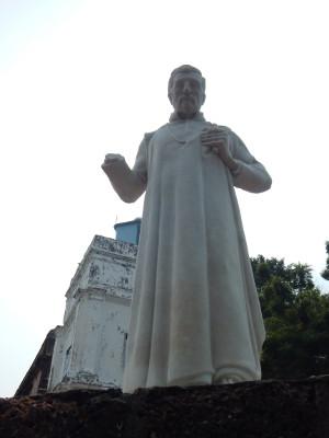 Franz Xavier, Missionar in Malakka und Goa