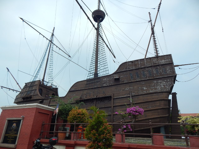 Maritimes Museum Malakka
