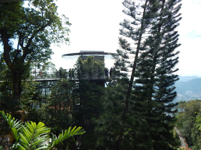 Aussichtsplattform Penang Hill Malaysia