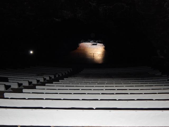 Konzertbühne Los Jameos del Aqua