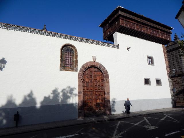 Kloster Sants Catalina de Siena in La Laguna auf Teneriffa.