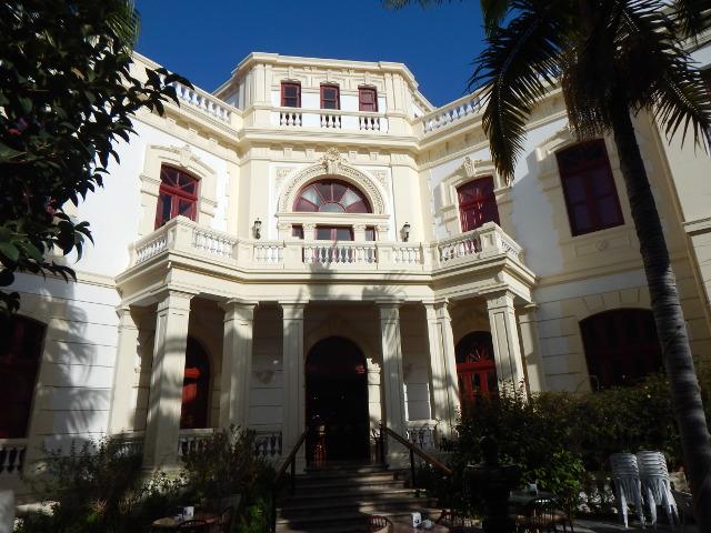 Das Casino Restaurant in La Laguna Teneriffa