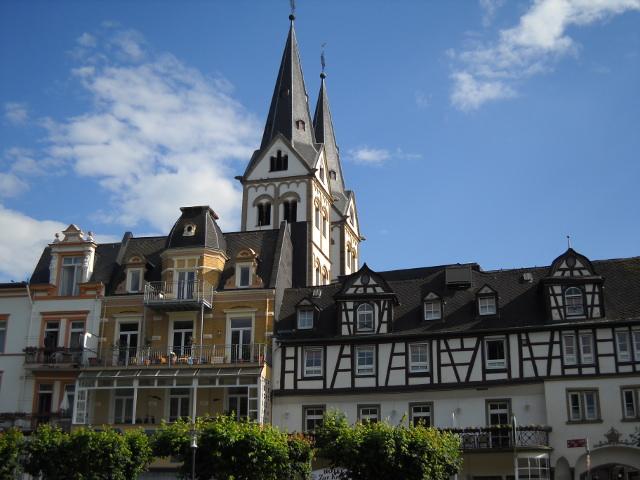 Boppard am Rhein mit Kindern rausinsleben