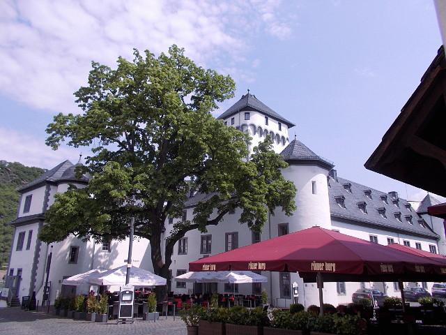 Die Kurfürstliche Burg in Boppard Sehenswürdigkeiten