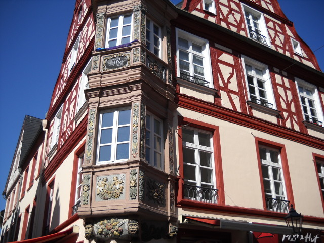 Fachwerk in Koblenz
