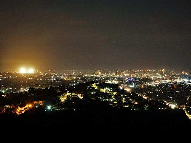 Kingston Jamaikca by Night