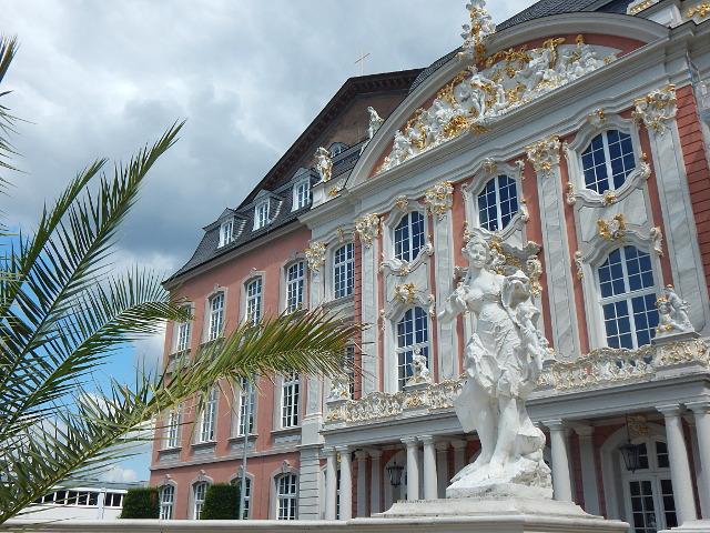Das kurfürstliche Palais in Trier, Sehenswürdigkeiten in Trier