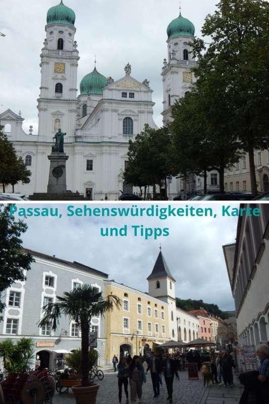 Pinterest Pin Passau Sehenswürdigkeiten