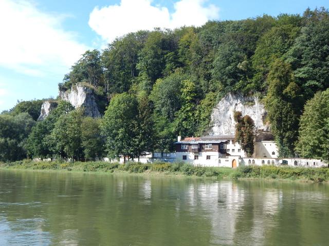 Einsiedelei Klösterl bei Kelheim an der Donau