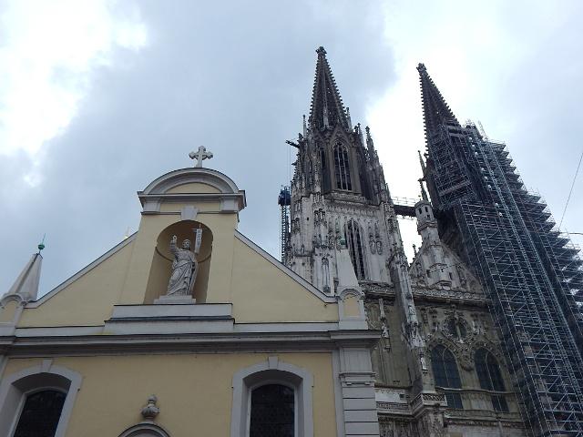 Der Regensburger Dom