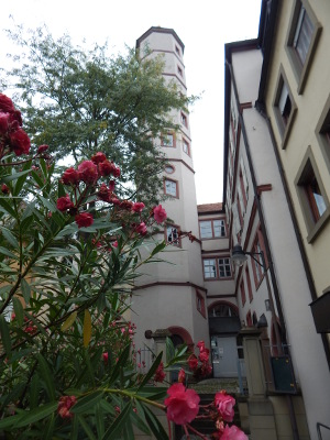 Schrottturm in Schweinfurt Sehenswürdigkeiten